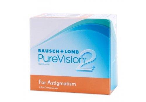 ebbd7450a Lentile de contact PureVision 2HD pentru Astigmatism (6 buc ...